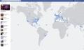 Facebook startet interaktive Karte für Livestreams