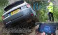 Einparkhilfe: Range Rover mit Smartphone-Fernsteuerung (Video)