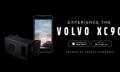 Prueba el nuevo Volvo XC90 sin salir de casa con el cartón virtual de Google