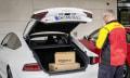 Amazon und DHL liefern jetzt Pakete direkt in den Kofferraum