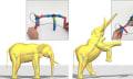 3D-Joysticks als digitale Puppenspieler: Komplexe Animationen einfach bedienbar gemacht