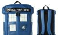 Geek-Sack: TARDIS von Doctor Who für Turnbeutelvergesser