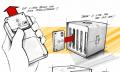 Este concepto propone reciclar teléfonos modulares para crear súper ordenadores