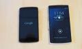 El OnePlus One 'vuela' ante el Nexus 5 (vídeo)