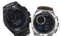 Für den Gentleman: Runde Designer-Smartwatch von HP