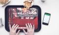 KFC Tray Typer: Tablett-Tastatur für fettige Finger