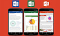 Descarga ya las apps de Microsoft Office en tu Android