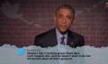 Barack Obama liest gemeine Tweets über sich bei Jimmy Kimmel