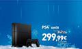 PS4 baja su precio a 299 euros hasta el 5 de enero