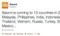 Xiaomi llegará finalmente a México este mismo año
