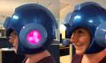 Capcom fabricará el casco de Mega Man