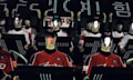 Robo-Fankurve im Stadion: Korea mal wieder einen Schritt schneller