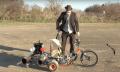 Pulse Jet Drift Trike: Furze hat sein Kinderdreirad weiter aufgebrezelt