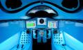 Así es la cabina del vehículo que correrá a más de 1.600 km/h (video)