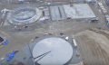 El colosal campus de Apple vuelve a dar la cara a vista de drone