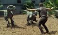 Neuer Jurassic World-Trailer: Zahme Raptoren und böse Dinos