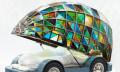 Nickerchen im fahrerlosen Sakral-Auto: Mittagsschlaf ist der neue Gott (Video)