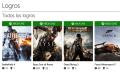 Ya puedes revisar tu lista de logros desde la web de Xbox
