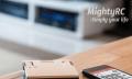 MightyRC convertirá tu teléfono en un mando universal con API abierta y un precio de 89 dólares