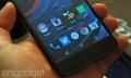 Google Now Launcher hilft beim Lollipop-Vorgaukeln