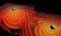 LIGOs schwarze Löcher tanzten vielleicht in einer riesigen Sonne