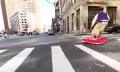 Mit dem fliegenden Teppich durch New York (Video)