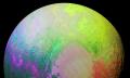 Abgespaced: Falschfarbenfoto von Pluto