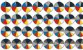Infografik: Farbentwicklung bei LEGO
