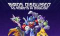 Angry Birds Transformers: Rovio y Hasbro hacen manitas