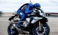 Roboter Motobot kann Motorrad fahren (sagt Yamaha)