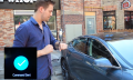Video: Android Wear-Uhr kontrolliert Tesla Model S