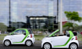 Smart baut erst 2016 wieder Elektroautos