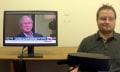 Echtzeit: Mimik-Übertragung von der Webcam auf Gesichter in Videos