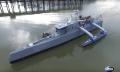 Sea Hunter: Erstes US-amerikanisches Drohnenschiff in Dienst gestellt (Video)
