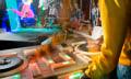Fono: DJ-Kanzel für Spielplätze mit Solarstrom und Smartphone-Integration