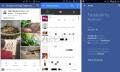 WhatsApp avistado dentro de la app de Facebook para Android