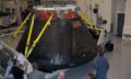 Video: Wiedereintritt der Orion aus Astronauten-Perspektive