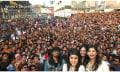 Este podría ser el selfie con mayor número de caras del mundo