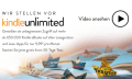 Kindle Unlimited: Amazons Lese-Flatrate in Deutschland gestartet