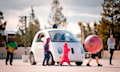 Googles selbstfahrende Autos erkennen Kinder selbst als Halloween-Monster