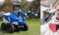 Experiment: Astronaut steuert Roboter auf der Erde