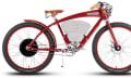 La bici eléctrica de Vintage Electric es puro amor retro