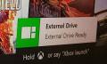 Unterstützt Xbox One demnächst externe Festplatten?