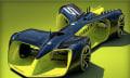 Roborace: Futuristische Rennautos ohne Fahrer bei 300 km/h