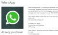 WhatsApp para Windows Phone vuelve a estar disponible