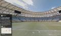 Visita los estadios del Mundial de Brasil desde casa con Google Maps
