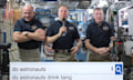Video: ISS-Astronauten im Google-Autocomplete-Interview