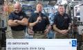Video: ISS-Astronauten im Google-Autocomplete-Interview