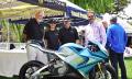 350 km/h: Schnellstes Motorrad aus Serienproduktion fährt elektrisch (Video)