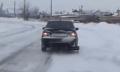 Auto-Hack: Schlitten-Ersatzrad in Russland (Video)